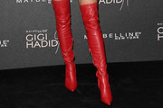 Ashley James Over the Knee Boots