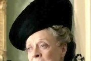 Maggie Smith Decorative Hat