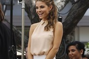 Maria Menounos Loose Blouse