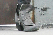 Mary-Kate Olsen Ankle boots