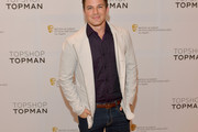 Matt Lanter Blazer