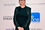 Maura Tierney Leather Jacket