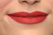 Emmy Rossum Red Lipstick