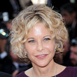 Meg Ryan Short Curls