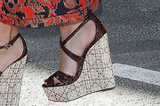 Melanie Laurent Wedges