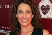 Melina Kanakaredes Medium Curls
