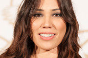 Michaela Conlin Medium Wavy Cut