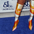 Misa Hylton Brim Over the Knee Boots