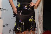 Mischa Barton Knee Length Skirt