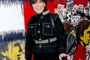 Kris Jenner Cropped Jacket