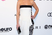 Candace Cameron Bure Strapless Dress