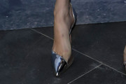 Cara Delevingne Evening Pumps