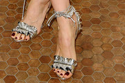 Kelly Rutherford Evening Sandals