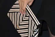 Nancy Ajram Printed Clutch