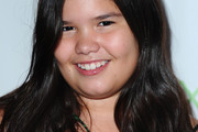 Madison De La Garza Long Side Part