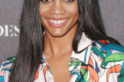 Rachel Lindsay Long Straight Cut