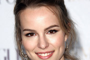 Bridgit Mendler Loose Ponytail