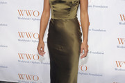 Rula Jebreal Evening Dress