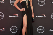 Lolo Jones Strapless Dress