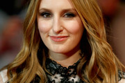 Laura Carmichael Long Wavy Cut