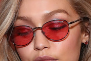 Gigi Hadid Oval Sunglasses