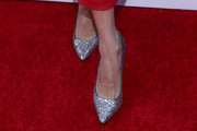 Karla Souza Evening Pumps