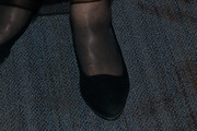 Julie Andrews Pointy Flats