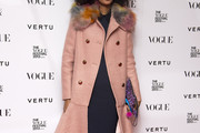 Julia Sarr Jamois Wool Coat