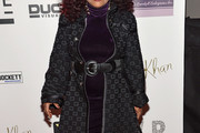 Chaka Khan Evening Coat