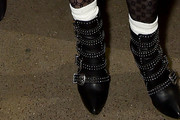 Taryn Manning Studded Boots