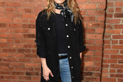 Dianna Agron Denim Jacket