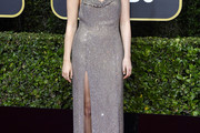 Saoirse Ronan Beaded Dress
