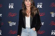 Keri Russell Cropped Jacket