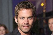 Paul Walker Short Wavy Cut