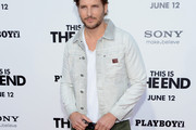 Peter Facinelli Denim Jacket