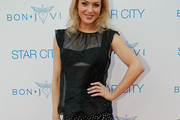 Jessica Marais Fitted Blouse
