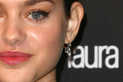 Odeya Rush Dangling Diamond Earrings