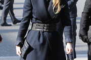 Princess Beatrice Wool Coat