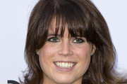 Princess Eugenie Medium Straight Cut with Bangs