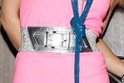Savannah Wise Metallic Belt