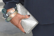 Tina Turner Metallic Clutch