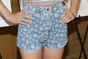 Jennifer Missoni Denim Shorts