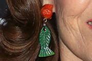 Sigourney Weaver Dangle Decorative Earrings