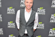 Brett Davern Button Down Shirt