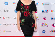 Tina Arena Print Dress