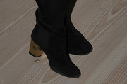 Gizzie Erskine Ankle Boots