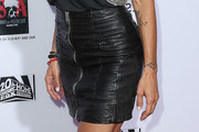 Charisma Carpenter Mini Skirt