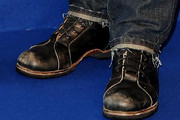 Eric Bana Leather Lace-ups