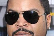 Ice Cube Aviator Sunglasses