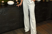 Sara Sampaio Wide Leg Pants